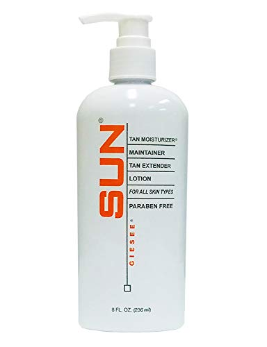 Sun Labs Tan Extender Lotion 8 oz Prolongs Tans for Days |...