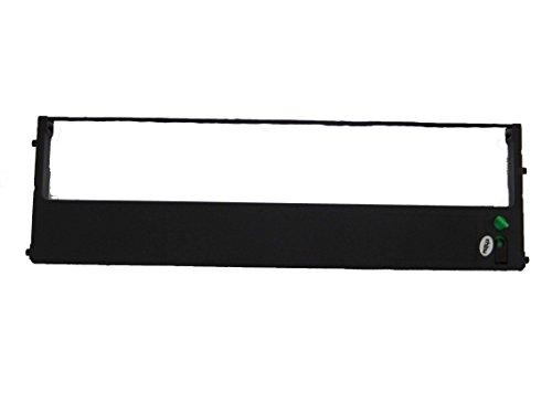 vhbw Cinta de tinta mecanográfica de nailon para impresora de agujas Tally Genicom T2033 reemplaza Tally 052220.