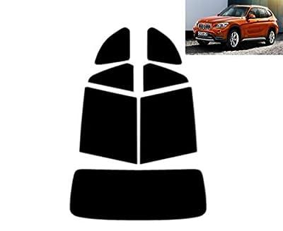 Film Solaire Prédécoupé Teinté pour-BMW X1 5-Portes 2009-2014 Vitres Arrière & Lunette