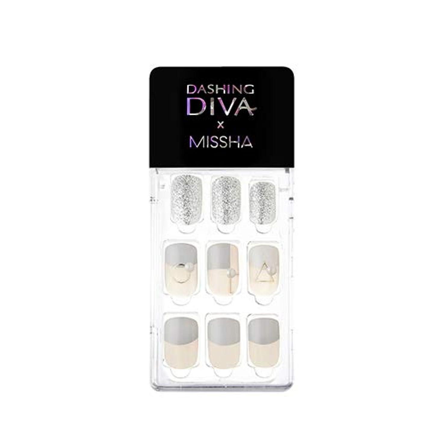 興奮取り扱いラオス人ミシャ ダッシングディバ マジックプレス スリム フィット MISSHA Dashing Diva Magic Press Slim Fit # MDR434
