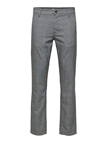 SELECTED HOMME Male Flex Fit Hose Slim fit - 3432Grey 2