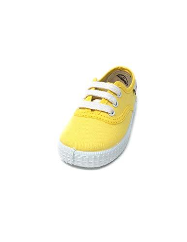 Victoria 6613 - Zapatillas deportivas para niña, Amarillo (amarillo), 30 EU