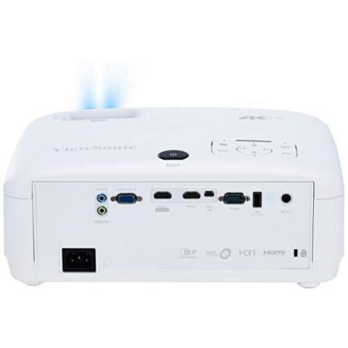 4KUHDホームシアタープロジェクターHDR対応/RGB/2200lm