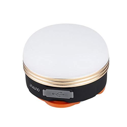 FOLOSAFENAR Lámpara LED para Acampar Mini luz para Acampar 5LED Chips de lámpara Ligera Lámpara LED para Tienda de campaña Lámpara Colgante Portátil y Duradera Mini luz LED para Tienda para Tienda de