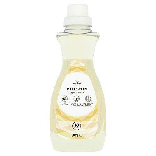 Morrisons Delicate Liquid Wash 750 ml x 8