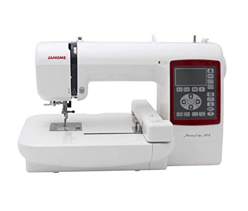 Review Of Janome Memory Craft 230E Embroidery Machine (Renewed)