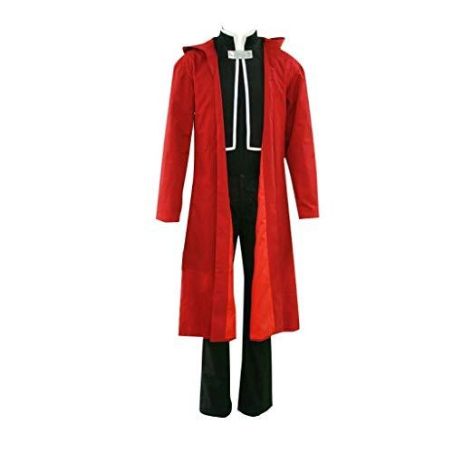 Dream2Reality Fullmetal Alchemist Edward Elric Cosplay Costume 1st Ver Medium