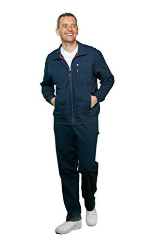 Michaelax-Fashion-Trade - Veste de Sport - Uni - Homme - Bleu - 1 Mois