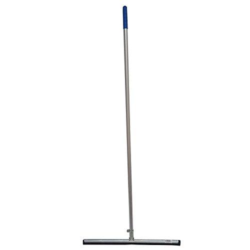 Wasserschieber Standard 60 cm mit einem Alu-Stiel 140 cm Bodenschieber Schieber Wasser Bodenabzieher Abzieher Wasserabzieher
