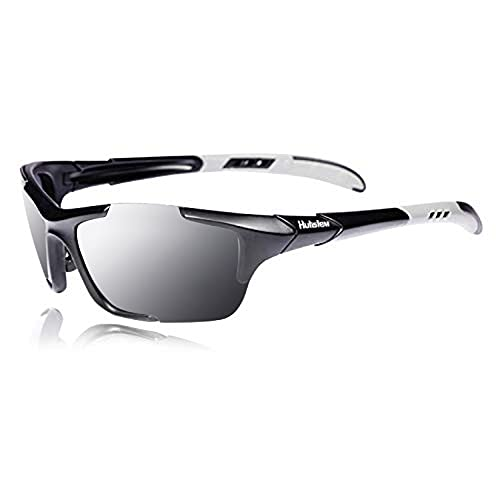 Hulislem S1 Sport Polarized Sunglasses FDA