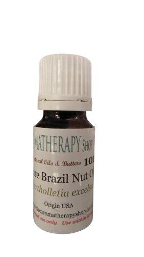 The Aromatherapy Shop Pur Noix Du Brésil / Amazonienne Huile De Noix - 10ml