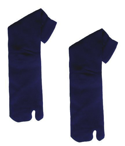 TABI Socken dunkel/BLAU Japanisch Größe (UK 7-11)