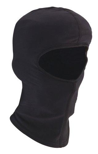 BBB-Cagoule Full Head Noir BBW-100-Casquettes, Bonnets