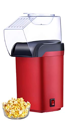 Buy Discount Hot Air Popper PopcornPopcorn Maker 1200W,No Oil Needed Healthy Family with Measuring C...