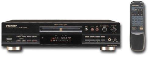 Pioneer PDR-555RW CD Recorder CD-R/CD-RW/1BIT