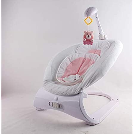 Mixen Multifunctional Musical Rocking Chair Vibrating Baby Bouncer Electric  Baby Swing Chair Baby Chair: Amazon.in: Baby