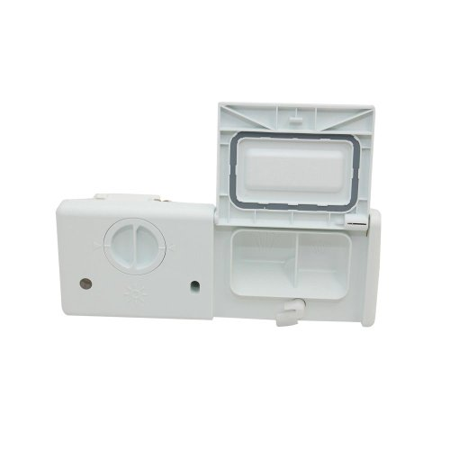 Genuine Indesit Lavastoviglie Dispenser Assy