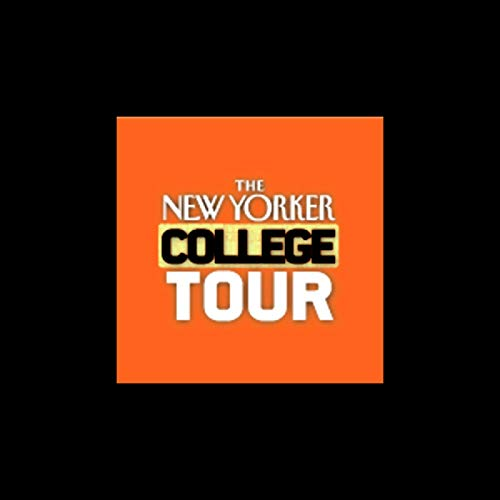 The New Yorker College Tour cover art
