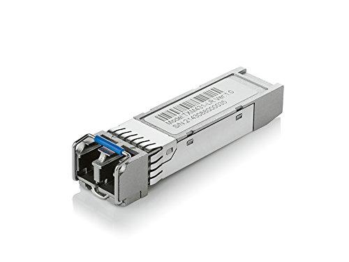 TP-LINK txm431-lr ricetrasmettitore SFP + 10GBase-LR LC, 1310NM Single Mode, per LC Duplex connessioni di portata fino a 10km