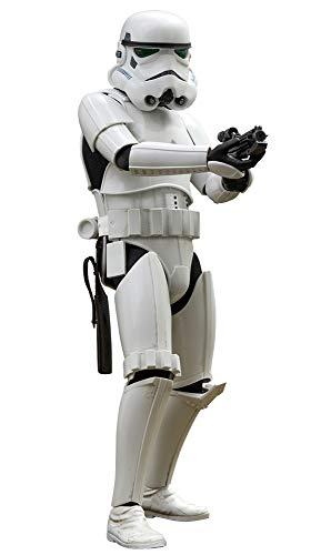 """Hot Toys Star Wars Classic Stormtrooper 1/6 Scale 12"""" Collectible Figure"""