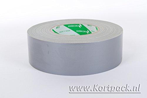Nichiban-Gaffa Tape 38mm x 50mtr. Grau. 1 Rolle