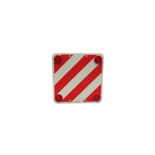 CARTELLO CARICHI SPORGENTI 50x 50 PLASTICA [TARGOTIMBRI ]