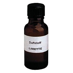 Eurolite Nebelfluid-Duftstoffe Limette   Duftstoff für Nebelflüssigkeit   Aufwertung für Ihren Nebel   Dosierung ist frei wählbar   Made in Germany