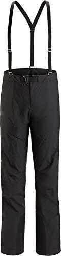 Arc'teryx Damen Women's Beta AR Pant Regenhose Schwarz M - Regular