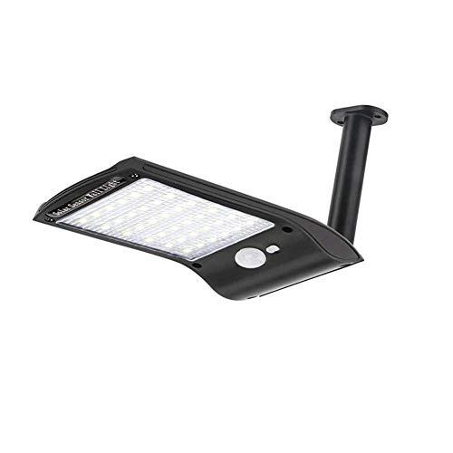 MOREWEY Minimalista 36 LED Solar Powered sensores Movimiento de Seguridad Impermeables Calle lámpara de Pared Ligera for el jardín al Aire Libre Luces solares de Las Luces Crocs