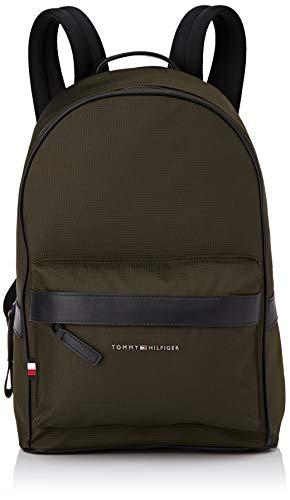 Tommy Hilfiger Herren ELEVATED NYLON BACKPACK Taschen, tarnfarbe, One Size