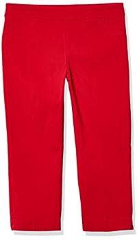 Briggs New York Women s Pull on Capri Red 18