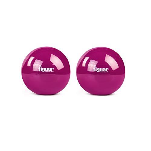 Tiguar Heavy Ball Pilatesball Lila - 1kg