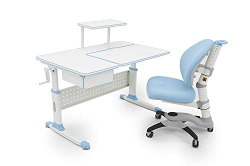 ApexDesk Little Soleil Desk Chair Set Bundle