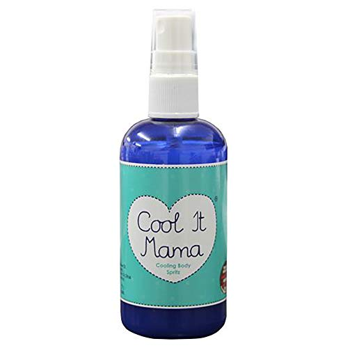 Natural Birthing Company Cool It Mama, Spray Corporel Rafraîchissant, 1 Pack (1 x 100 ml)