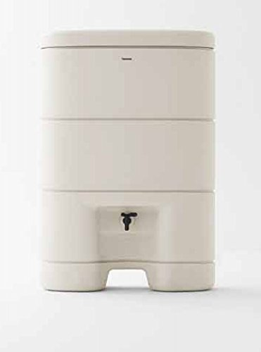 パナソニック 雨水貯留タンク レインセラー150 たてとい接続キット ミルクホワイト MQW104 + MQW020 <本体+接続キット> 150L 雨 雨水 貯水タンク レインセラー