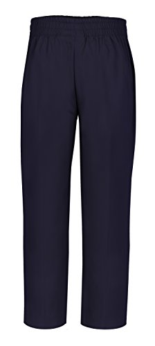 Classroom Little Boys' Toddler Uniform Pull-On Pant, Dark Navy, 4T