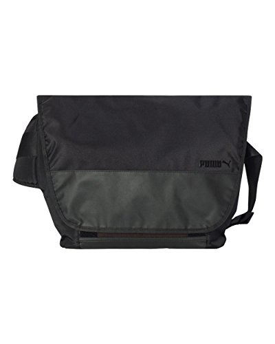 Puma Droptop CE Messenger Bag PSC1009 Black OS