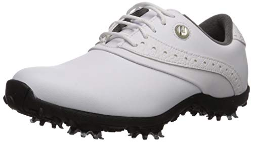FootJoy Women's LoPro Collection Golf Shoes White 5.5 M US