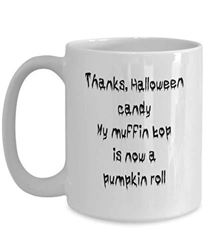 N\A Taza de caf aterradora Cita Boo Calavera Zombie Pirata Truco Dulce Disfraz de Halloween Bruja Fantasma embrujada