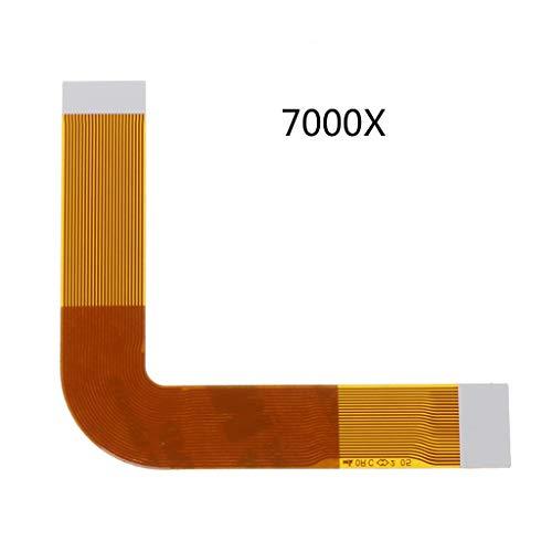 Qintaiourty Câble optique plat flexible Connexion de lentille laser SCPH 9000X 30000 50000 pour Playstation PS2