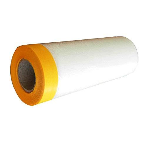aheadad - Funda Protectora de plástico para Muebles, diseño de Hojas