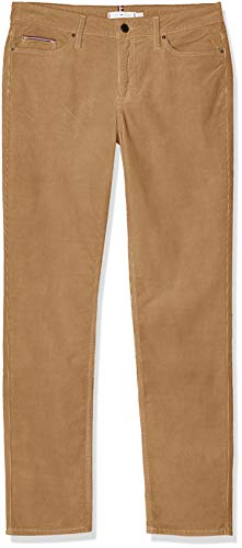 Tommy Hilfiger Damen ROME STRAIGHT RW MAYA Straight Jeans, Beige (TANNIN RAI), W31/L30