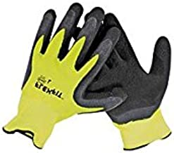V2 Flexi-Grip High-Vis Polyester Kint Glove