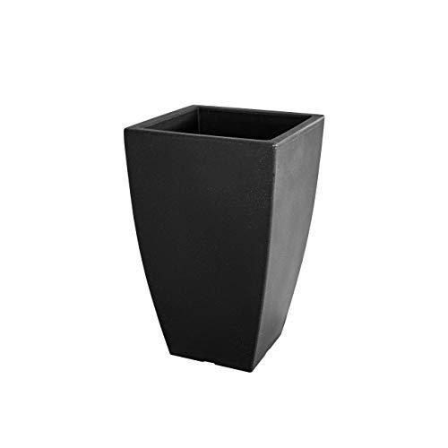 Teraplast 11407065032 Quadro Venete Alto Paroi Simple Anthracite 40 x 40 x 65 cm