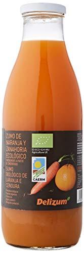 DELIZUM Zumo Zanahoria y Naranja 1L L Bio 500 g