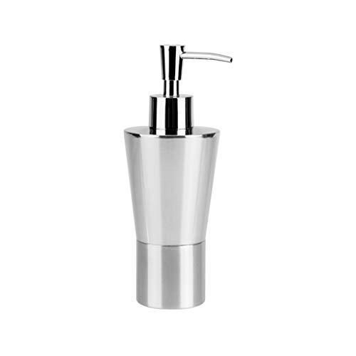 Artículos for el hogar, Botella de Acero Inoxidable desinfectante de la Mano dispensador de jabón líquido Estilo Moderno Pequeño Tarro de loción de Almacenamiento for baño Cocina