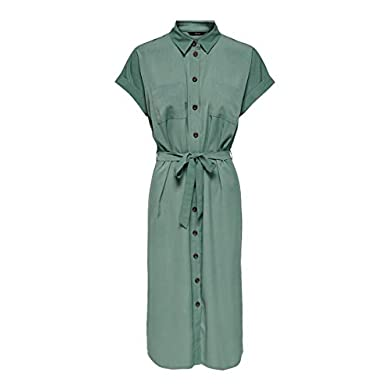 Only Onlhannover S/S Shirt Dress Noos Wvn Casual Mujer a buen precio
