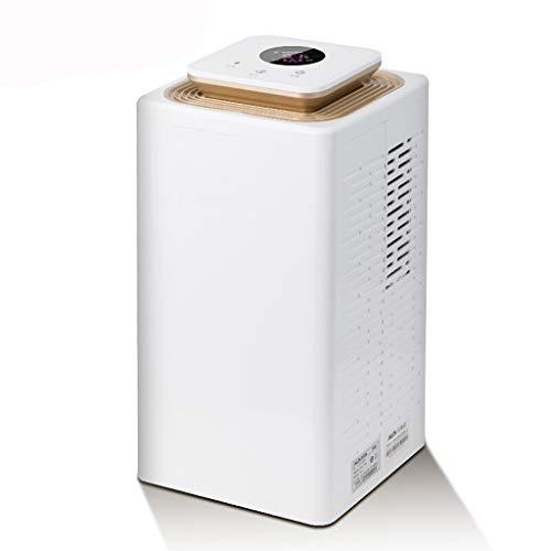Xiaokeai Haushalt Luftentfeuchter, kompakt und leicht zu transportieren, mit automatischer Schließfunktion, Hochwertige Luftentfeuchter for Keller/Bad/Babyzimmer/Büro