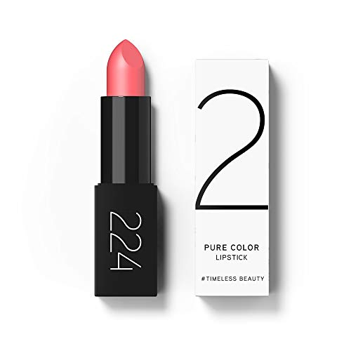 7. 224 Cosmetics Barra de labios Pure Color