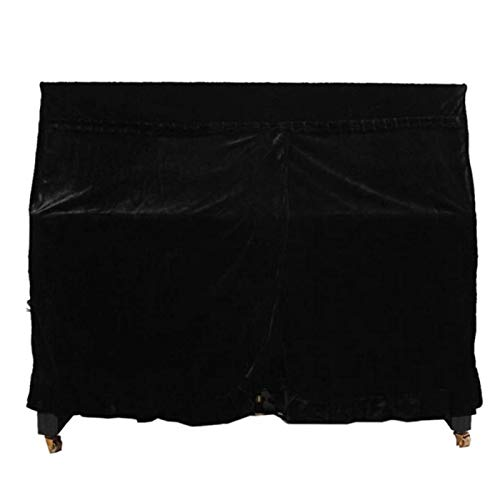 Omabeta Full Upright Piano Cover Piano Protector Waterproof for Home for Storage Room